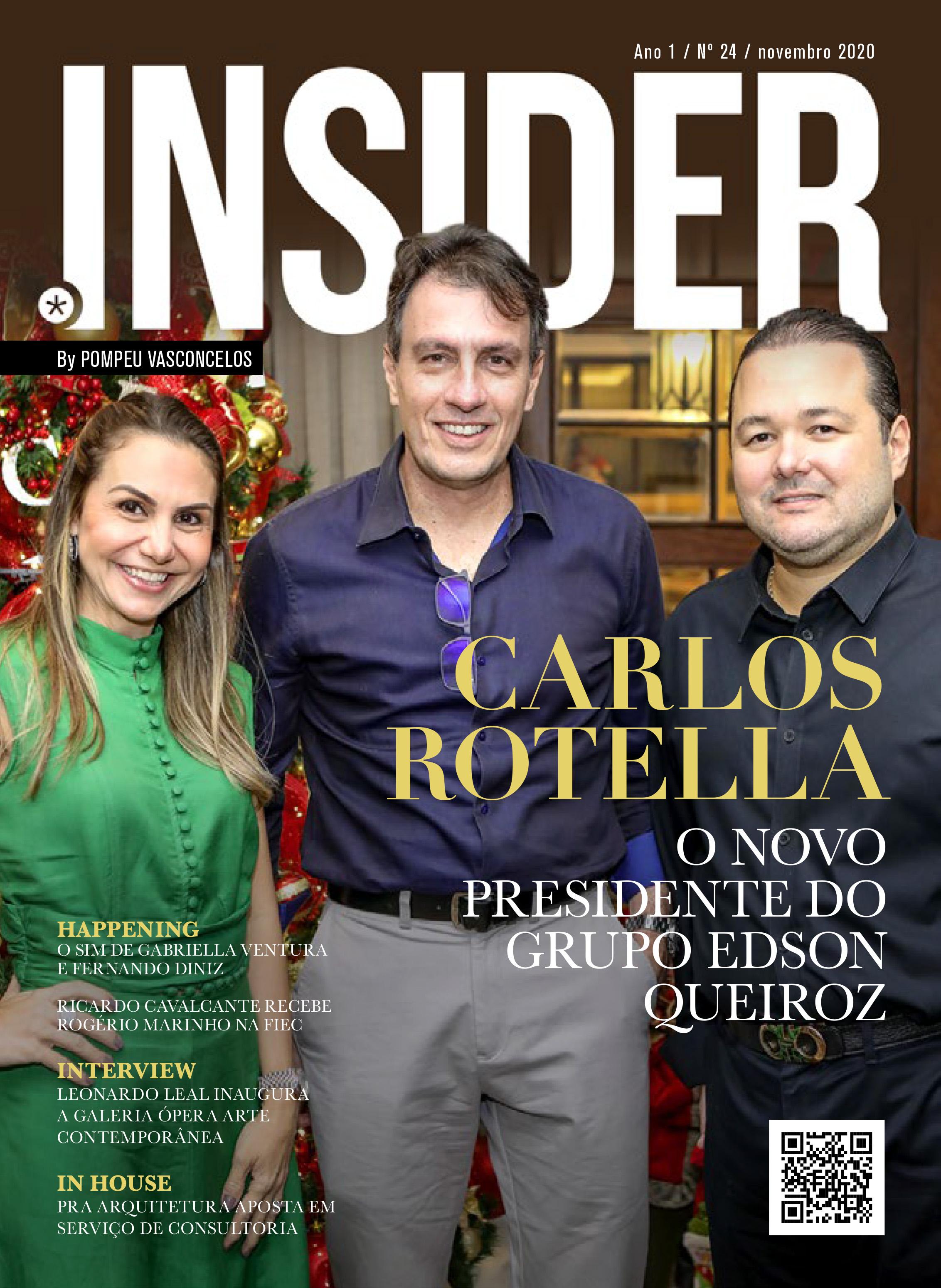Nº 24 • ano 2020: Carlos Rotella