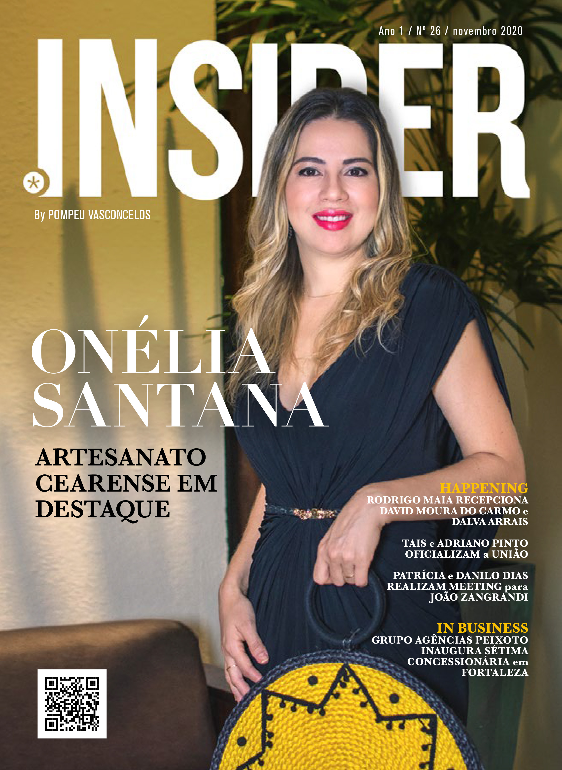 Nº 26 • ano 2020: Onélia Santana