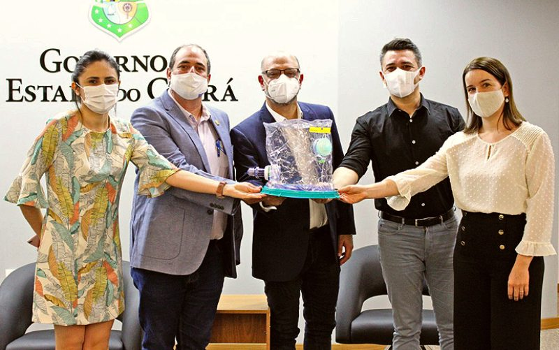 Capacete respiratório Elmo autorizado a iniciar sua produção em escala industrial