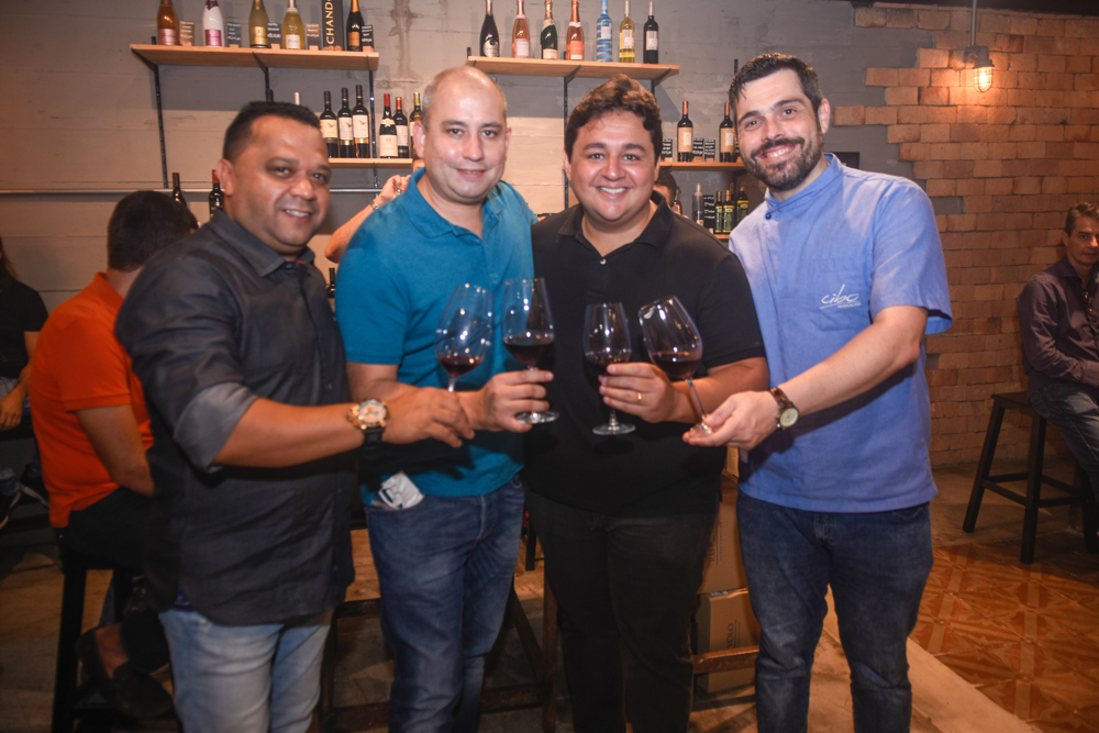 Carlos Teixeira, André Linheiro, Marcelo Pimentel E Rodrigo Holanda (1)