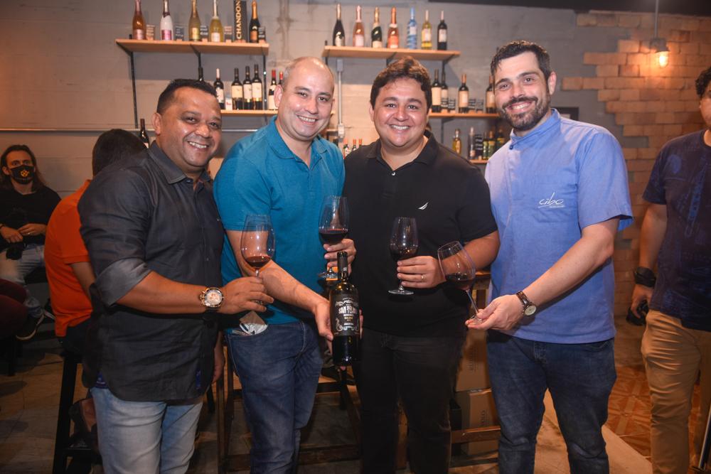 Carlos Teixeira, André Linheiro, Marcelo Pimentel E Rodrigo Holanda (2)