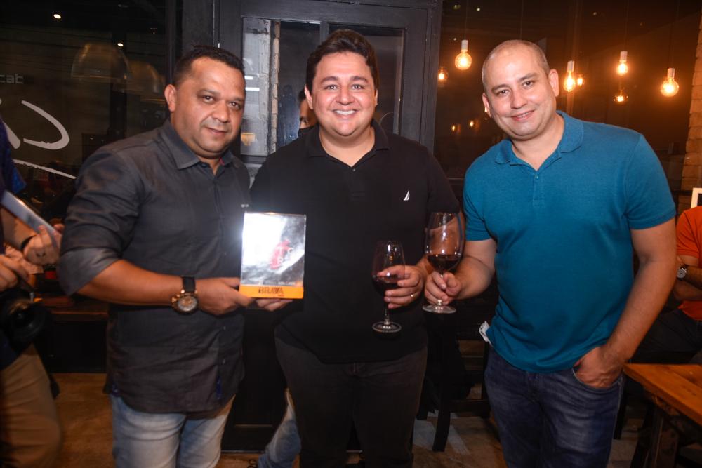 Carlos Teixeira, Marcelo Pimentel E André Linheiro