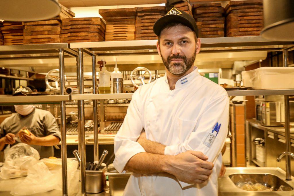 Chef Alejandro Peyrou