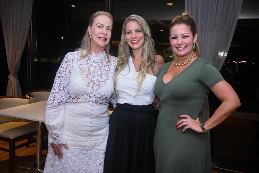 Cristiane E Mariana Dafonte, Tatiana Luna