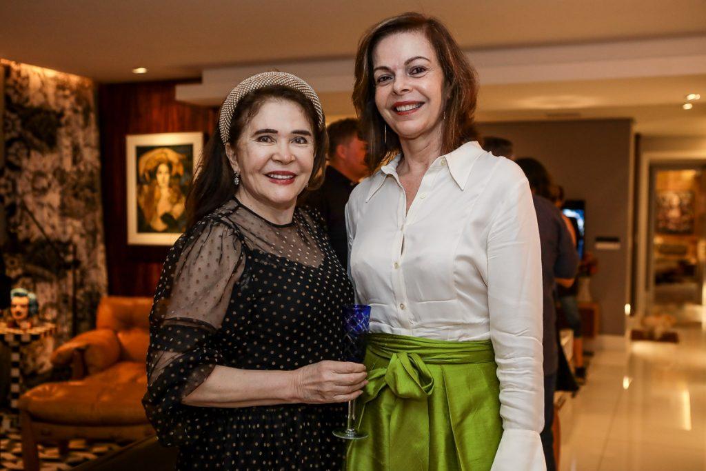 Dalva Arrais E Glaucia Andrade