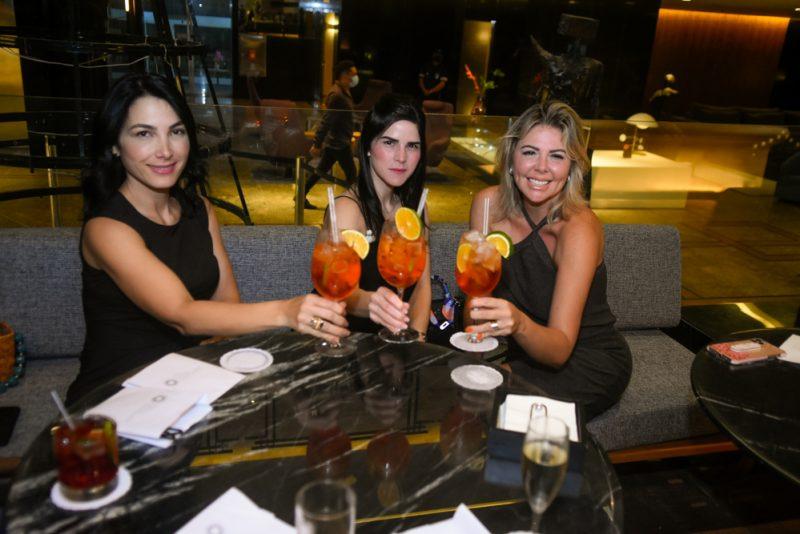 Gran Marquise Weekend - Gran Marquise arma coquetel no Lobby Bar para marcar o início de uma parceria exclusiva com o Portal IN