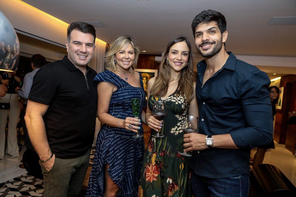 Danilo E Patricia Dias, Lucia Vilela E Lucas Fernandes