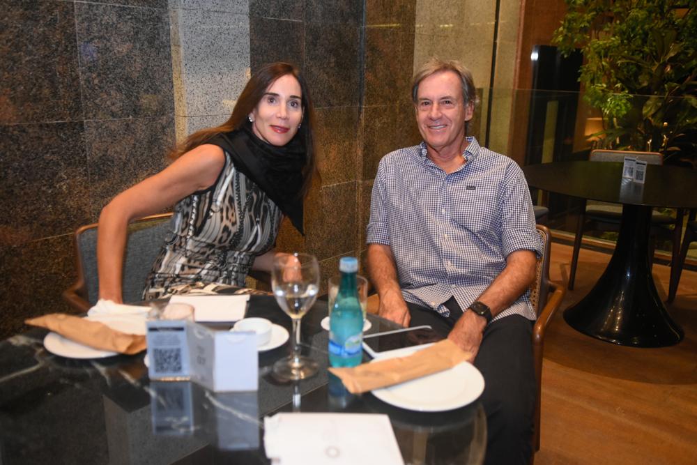 Denise Steagall E Guilherme Afonso Ferreira