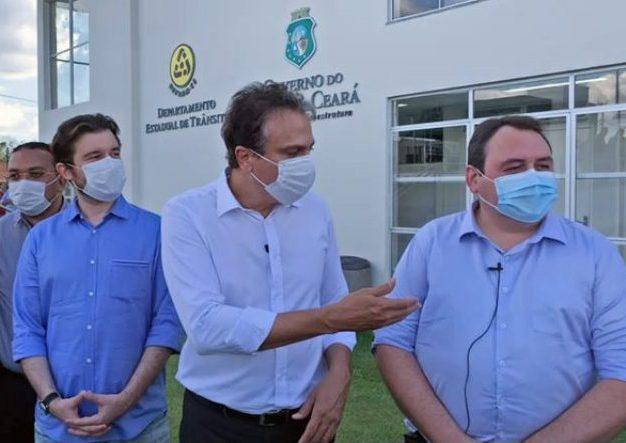Governo do Ceará entrega nova Sede Regional do Detran em Juazeiro do Norte