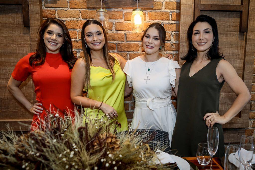 Elane Alves, Zaira Rocha, Ana Max E Dani Linheiro (1)