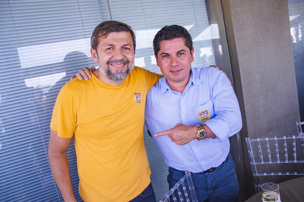 Pompeu Vasconcelos comemora os 15 anos do Balada IN com recepção para poucos e bons na IN House