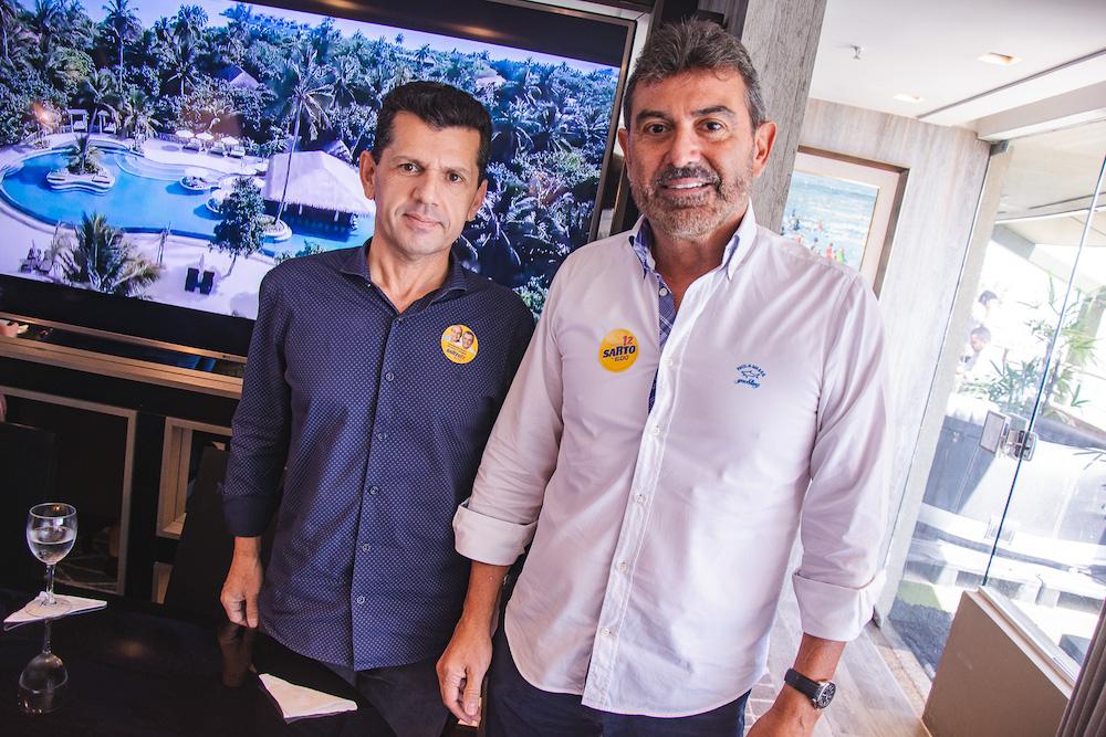 Erick Vasconcelos E Alexandre Pereira