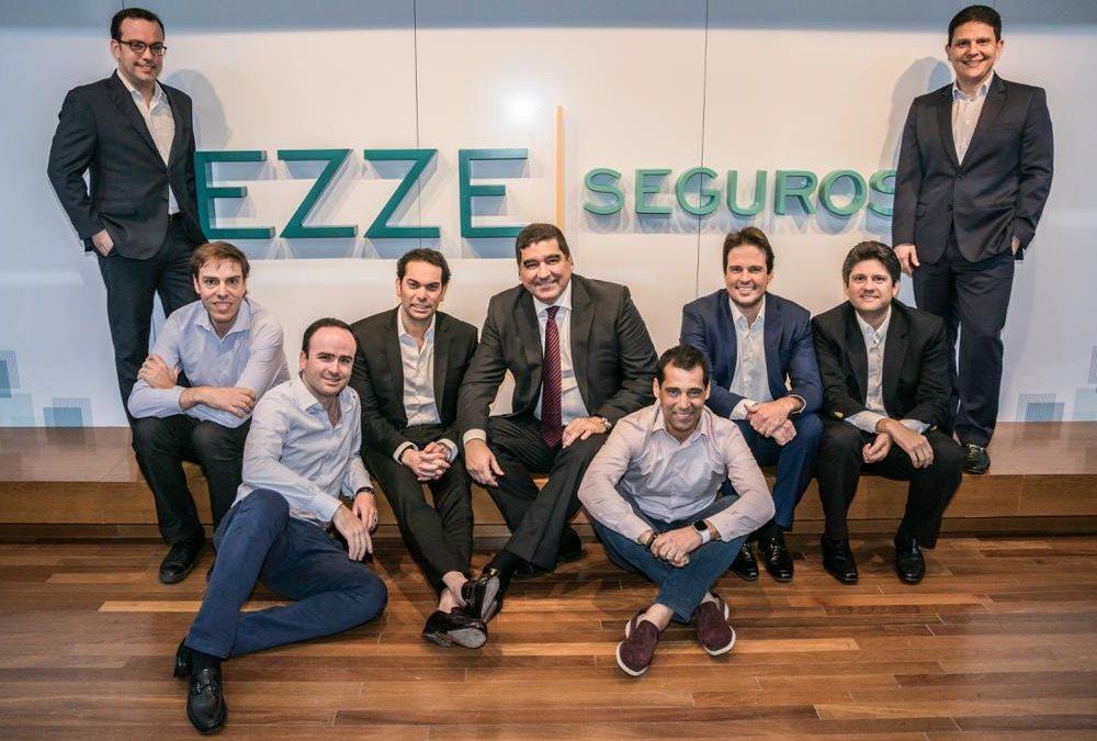 EZZE Seguros comemora os resultados obtidos no seu primeiro ano de mercado