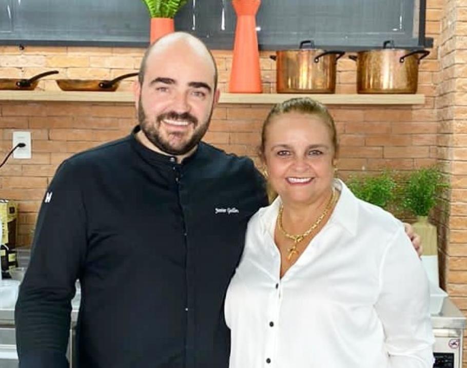 Toca Couto recebe o chef Javier Guillen em Fortaleza
