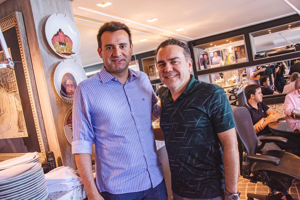 Fernando Gurgel E Fernando Linhares