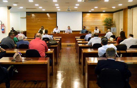 Integrantes da FIEC debatem com Enel e Governo do Ceará conclusão da CE-155
