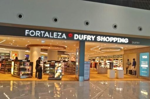 Dufry Shopping inaugura megaloja na área de embarque do Fortaleza Airport