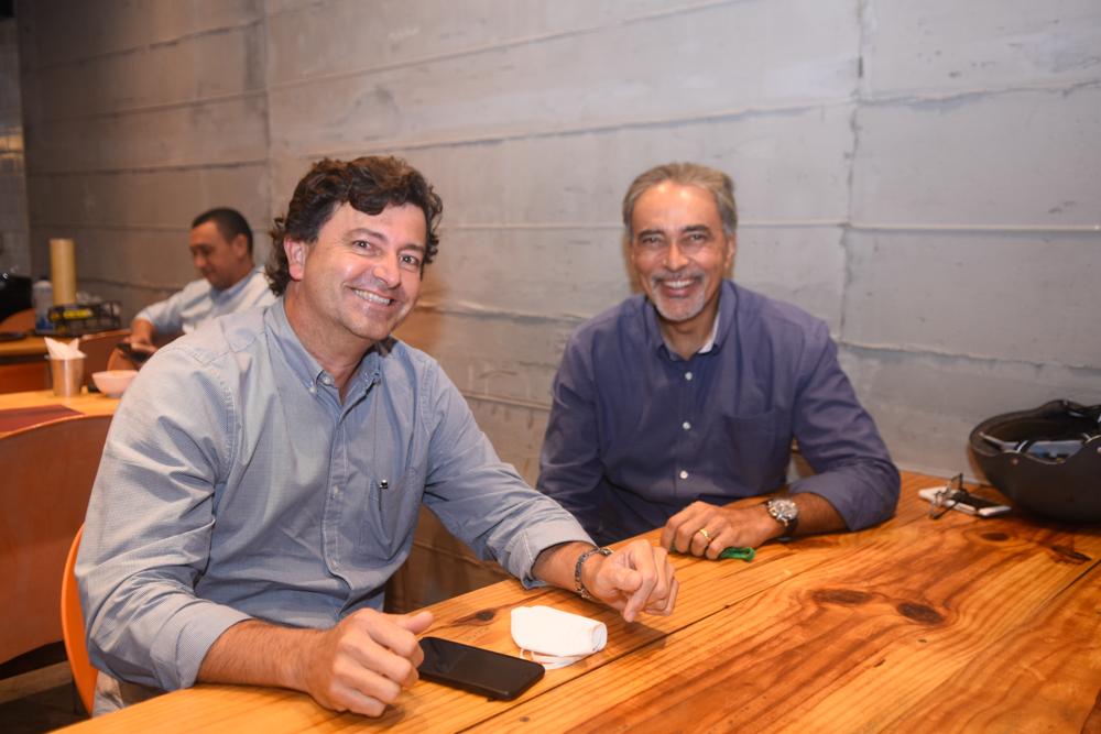 George Vieira E Paulo Angelim