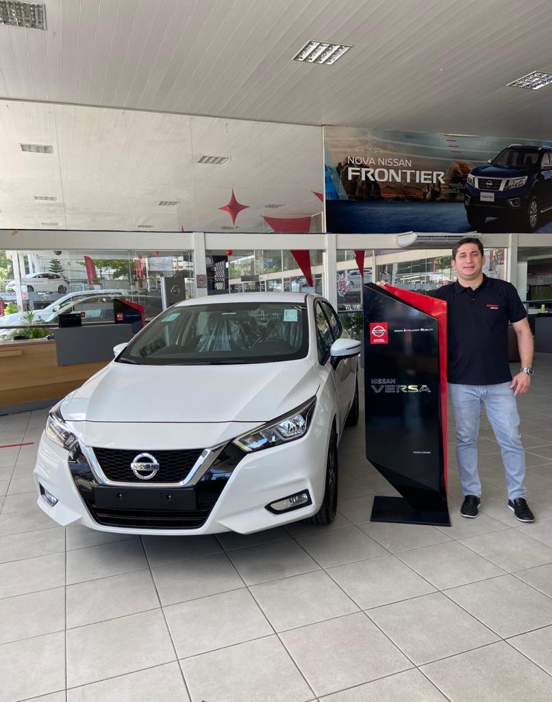Novo Versa já disponível na Jangada Nissan