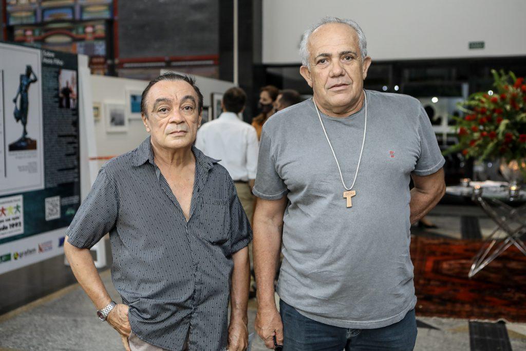 J Pinheiro E Antonio Mourao
