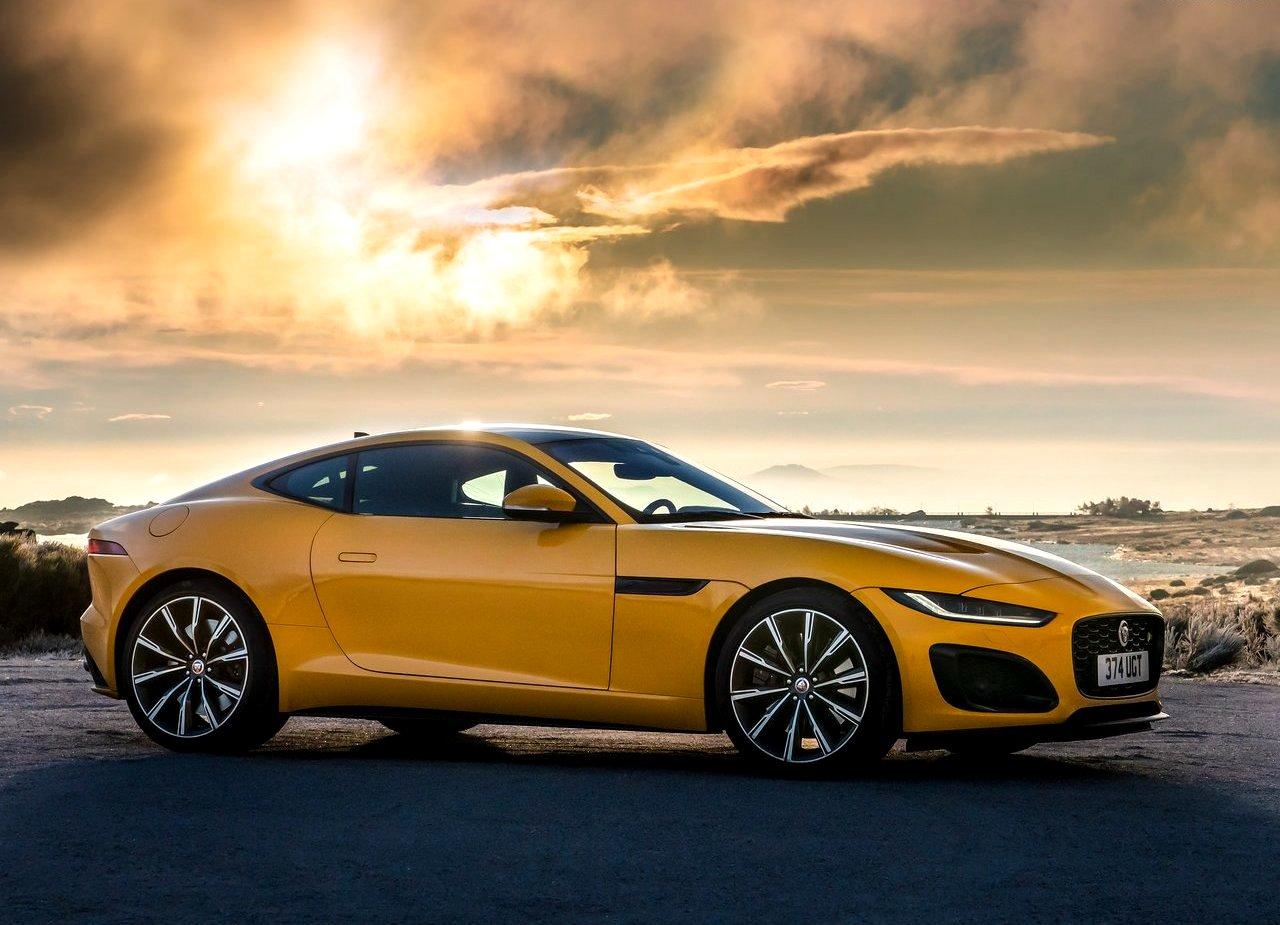 Renovado, Jaguar F-Type 2021 chega ao Brasil com disposição