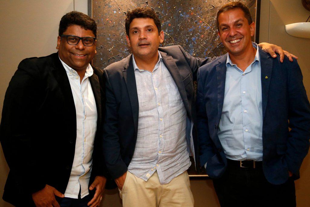 Jose Roberto, Bruno Queiroz E Ricardo Barillo