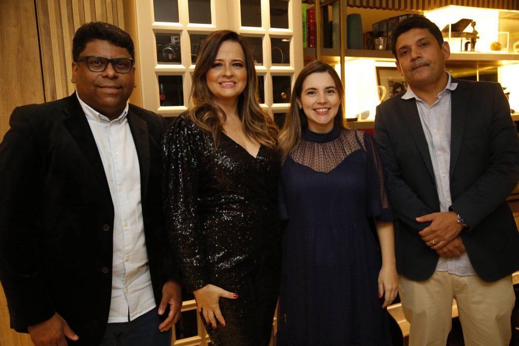 Jose Roberto E Mychele Sampaio, Juliana E Bruno Queiroz