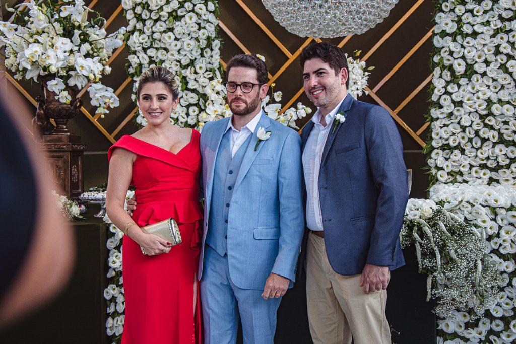 Juliana Barreto, Felipe Bezerra E Rodrigo Bezerra