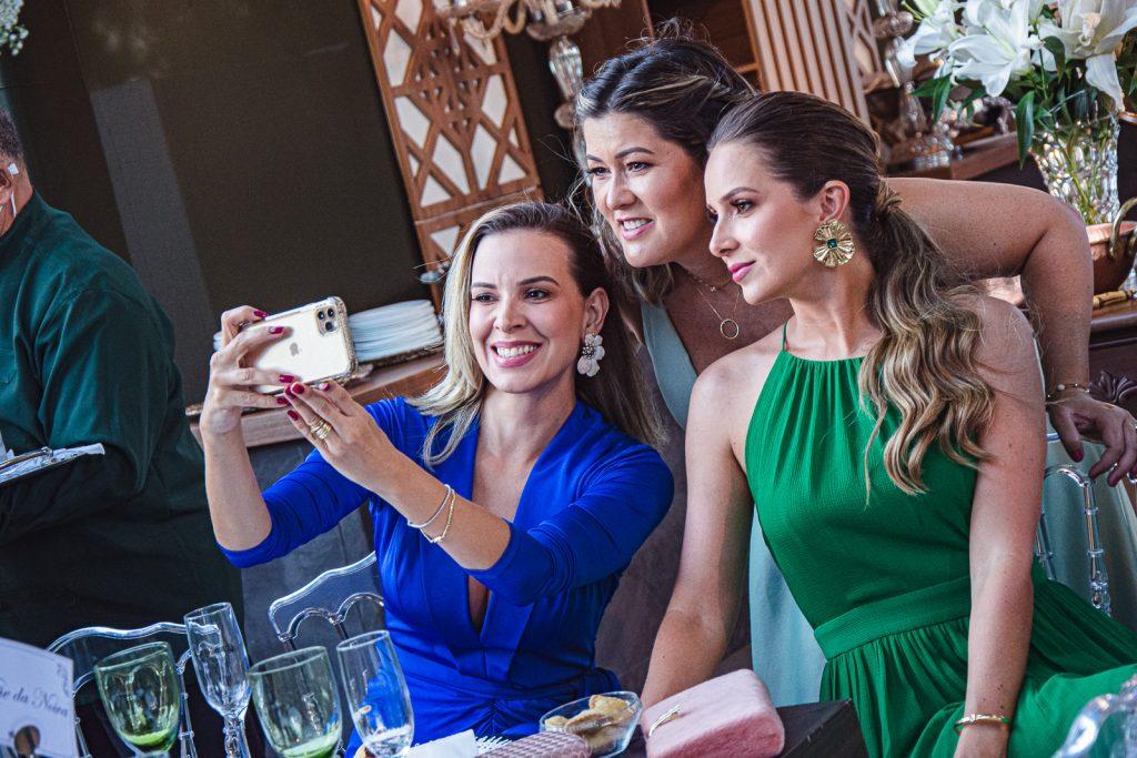 Juliana, Mylenna E Marina Luz