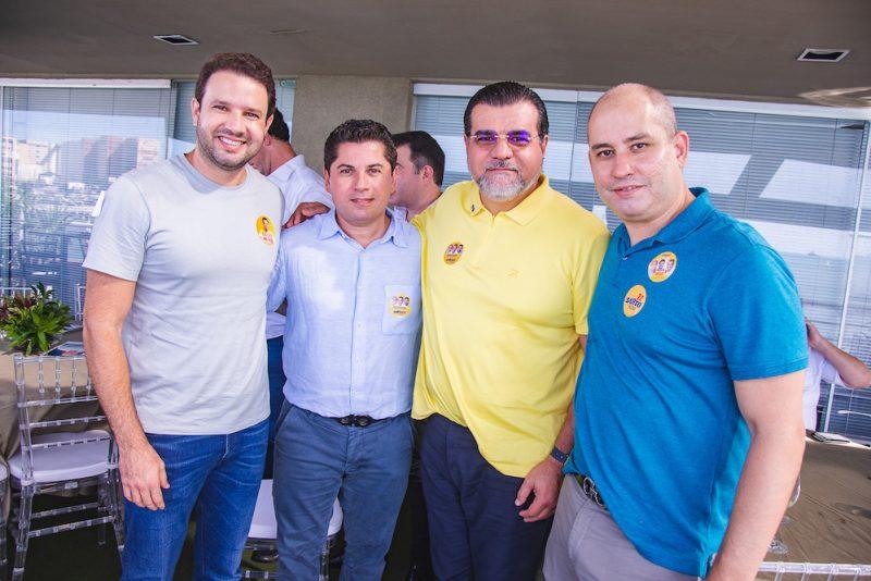 IN CONNECTION - Pompeu Vasconcelos comemora os 15 anos do Balada IN com recepção para poucos e bons na IN House