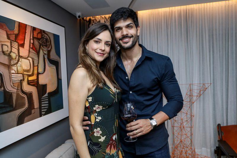 New IN - Charme e requinte dão o tom da festa no chic endereço de Rodrigo Maia