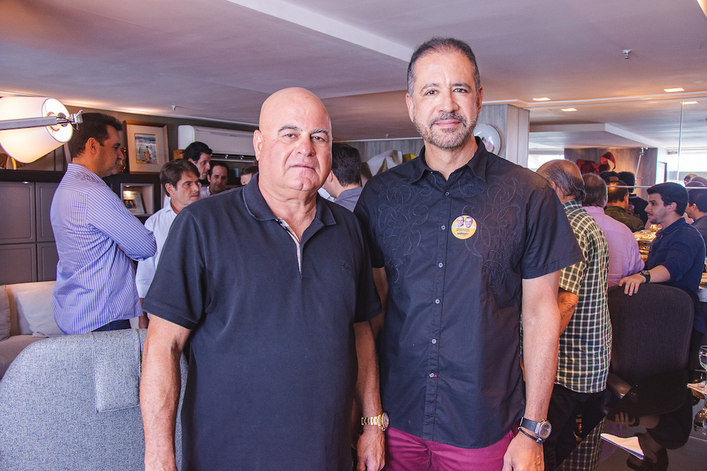 Luciano Cavalcante E Regis Medeiros