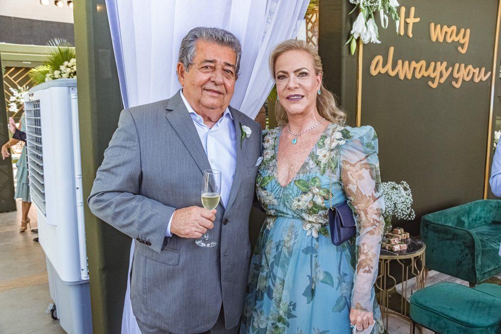 Marcelo Luz E Cristiane Dafonte