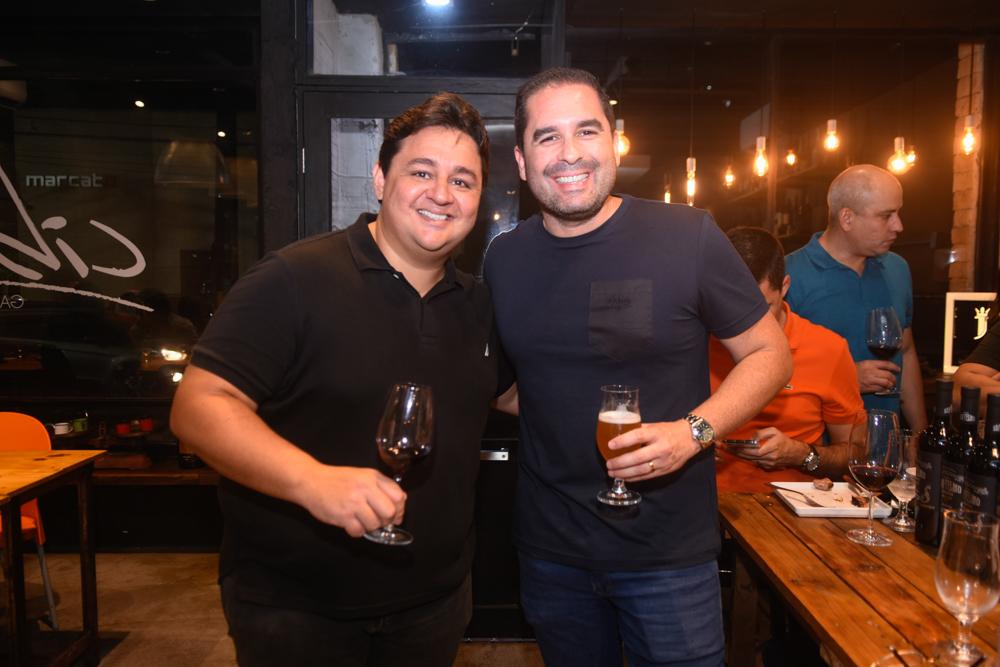 Marcelo Pimentel E Bruno Montenegro