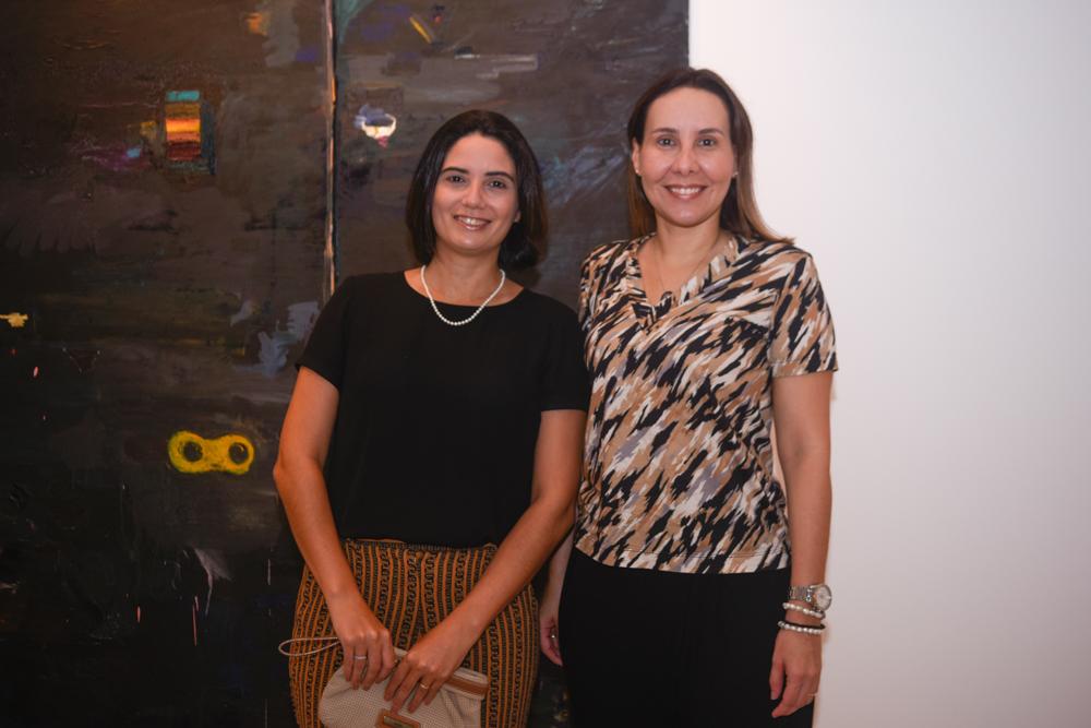 Marlene Pinheiro E Juliana Abreu