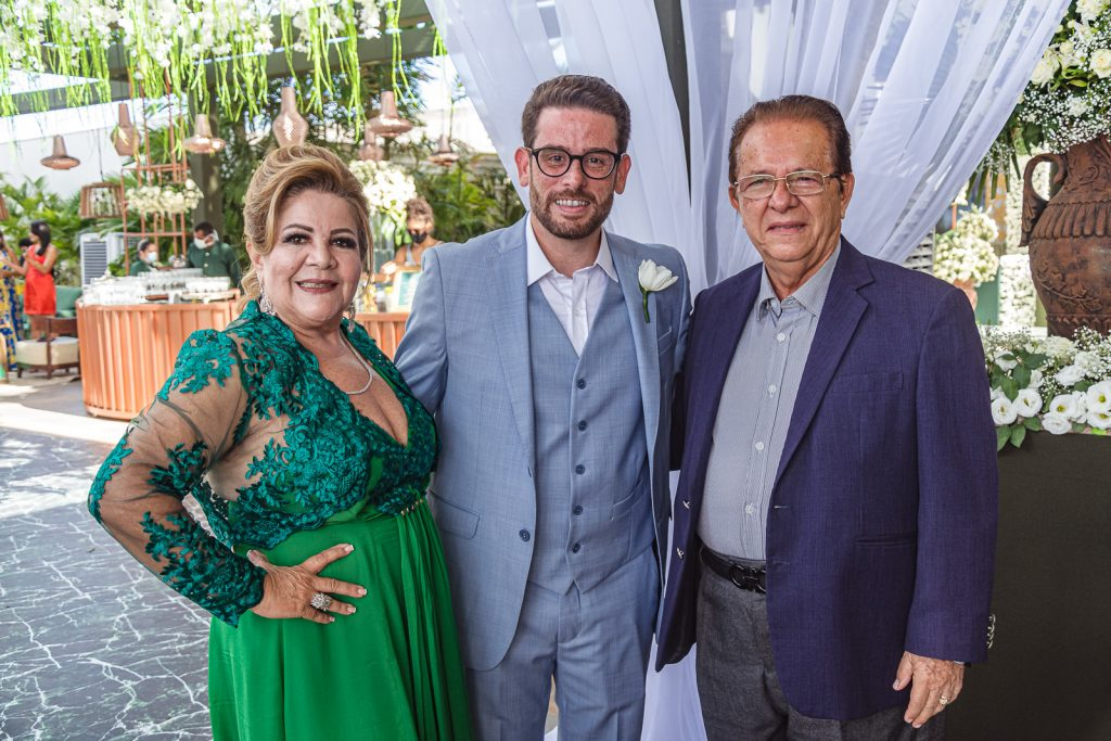 Marta Peixe, Felipe Bezerra E Jose Valdo Peixe
