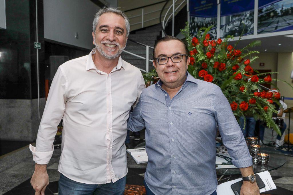 Mauro Costa E Alessandro Belchior