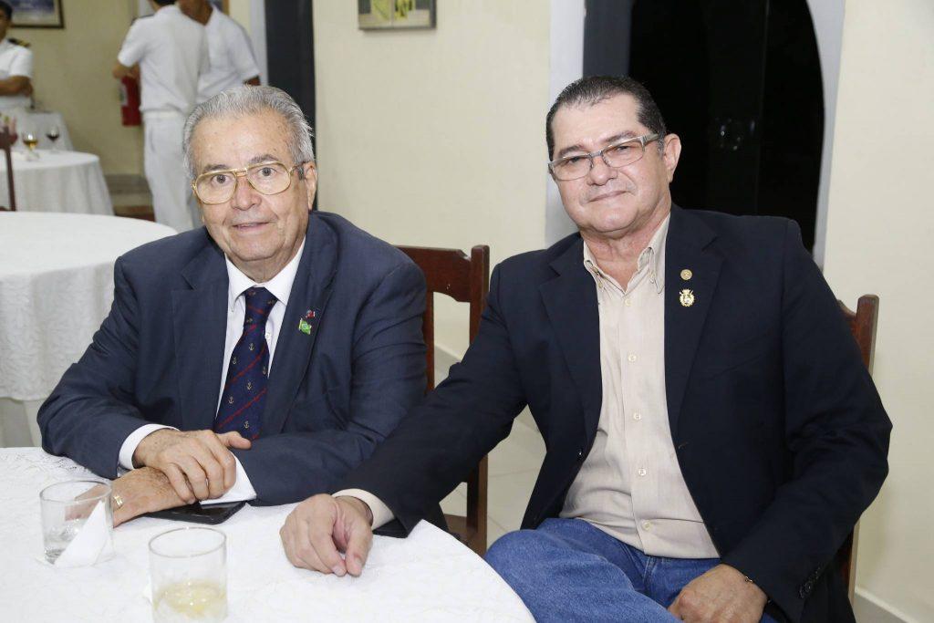 Meton Vasconcelos E Jamiro Dias
