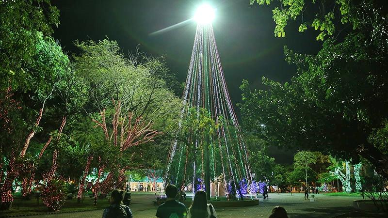 Unifor inaugura iluminação inédita de Natal nesta quinta-feira (5)