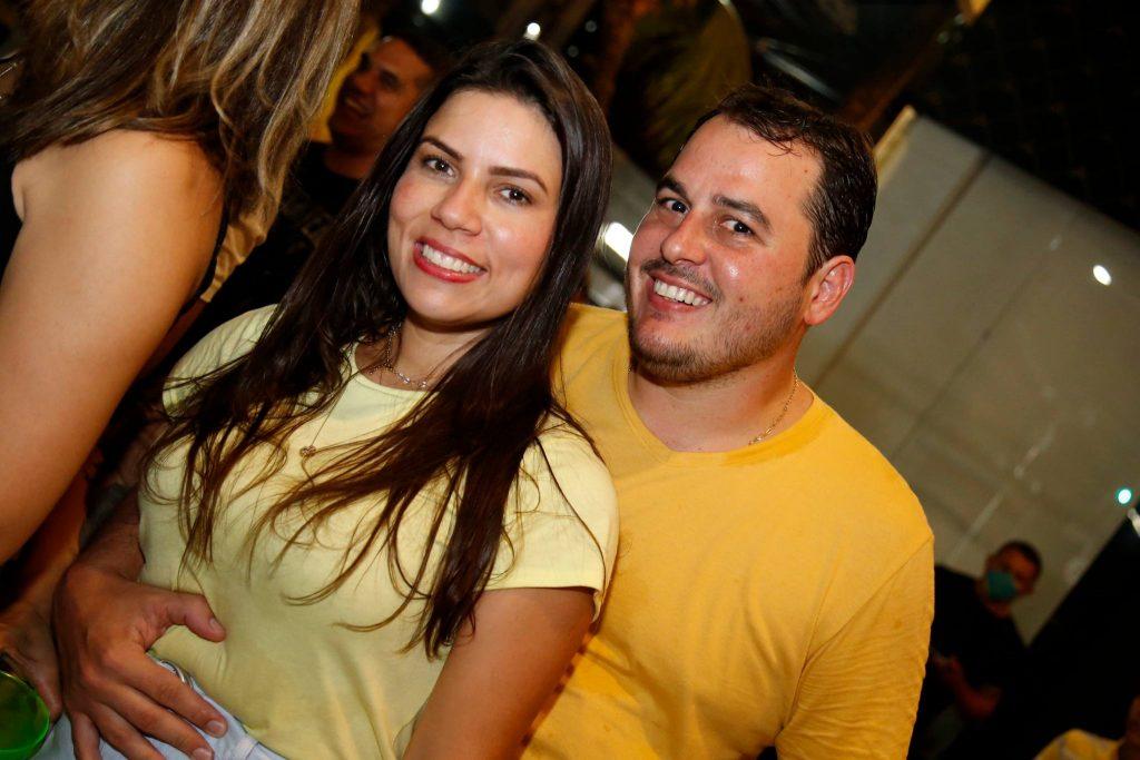 Natasha Cavalcante E Paulo Gomes