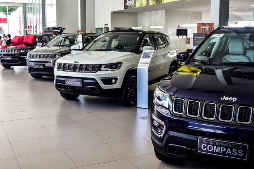 Newsedan Jeep tem previsão de vender 400 veículos da marca por ano no Cariri