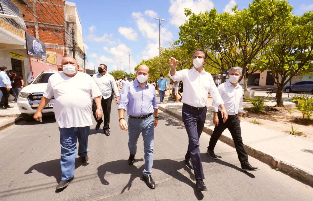 Governo do Ceará e Prefeitura de Fortaleza anunciam R$ 123 milhões em investimentos no saneamento básico