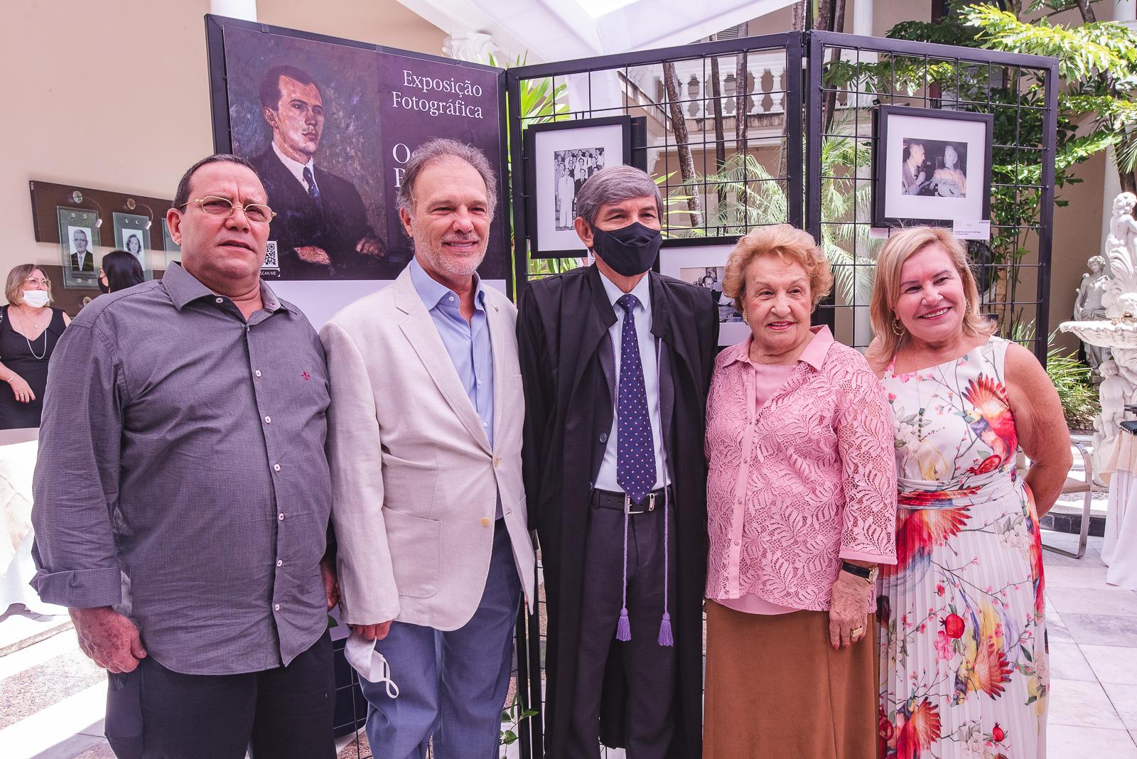 Tribunal Regional do Trabalho abre exposição em homenagem ao centenário de Osmundo Pontes