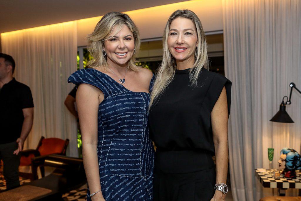 Patricia Dias E Carmen Rangel