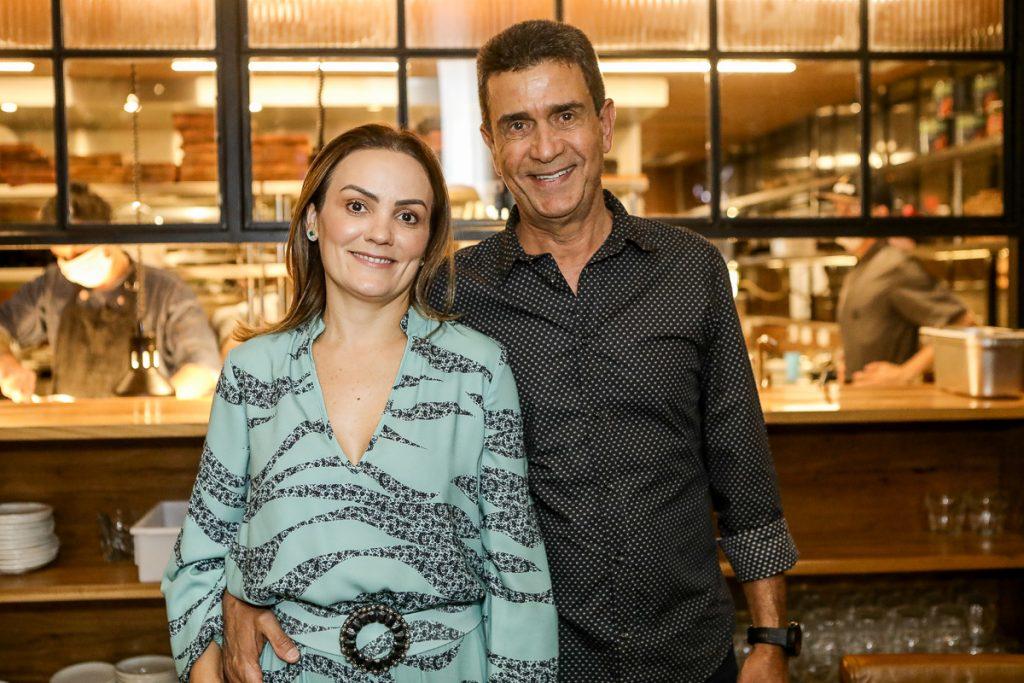 Patricia Loiola E Jose Ximenes