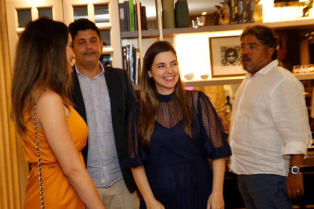 Paula Almeida, Bruno E Juliana Queiroz E Leandro Vasquez