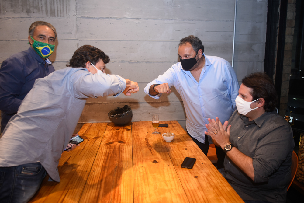 Paulo Angelim, George Vieira, Patriolino Dias E Daniel Simões (1)