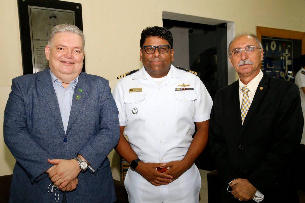 Pedro Jorge, Jose Roberto E Romel Almeida