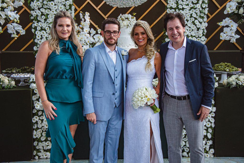Rachel Cavalcante, Felipe Bezerra, Mariana Dafonte E Danilo Cavalcante