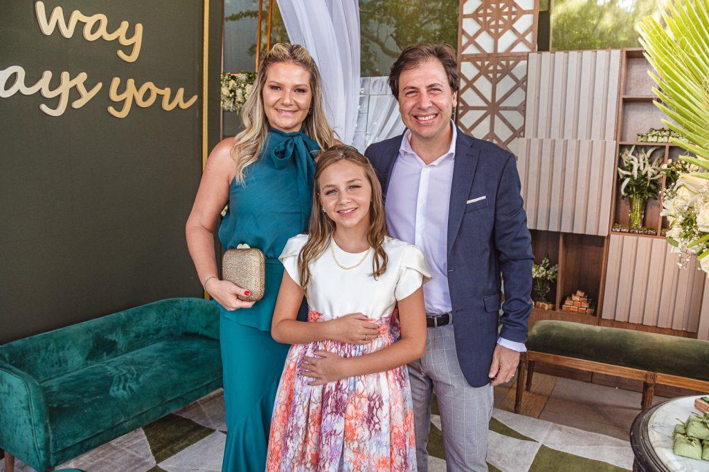 Rachel, Sara E Danilo Cavalcante